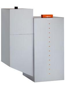 Твердотопливный пеллетный котел Viessmann Vitoligno 300-P 24 кВт c Vitotronic 200 (с эластичным шнеком)